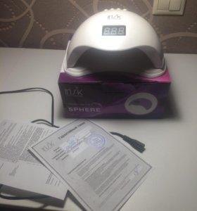 Новая лампа LED/UV 36 w Irisk