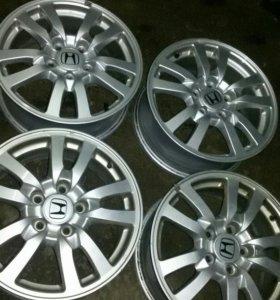 Литые диски Хонда R16