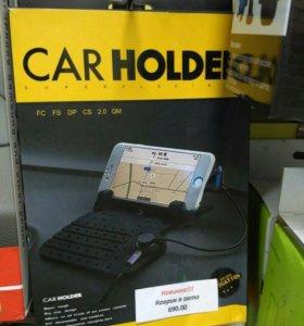 Коврик в авто для телефона