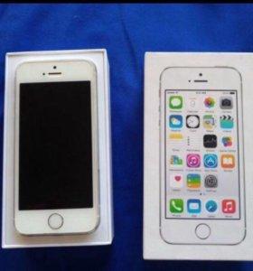 iPhone 5 s , 32