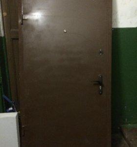 Двери металлические разные от 2000 до 4000 т.р