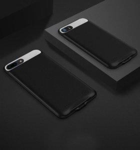 Чехол - батарея для iPhone 6+, 6s+ 3650 мАч