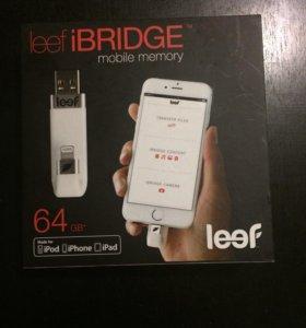 leef iBRIDGE mobile memory 64 gb