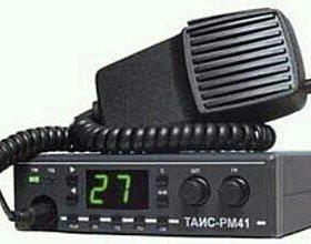 Радиостанция автомобильная Таис РМ-41