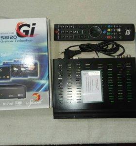 Шаринговый Ресивер Gi S8120
