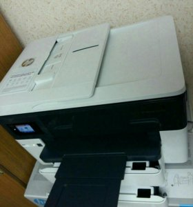 Мфу принтер hp office jet pro 7740
