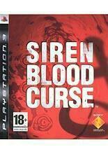 Siren: Blood Curse(PS3)