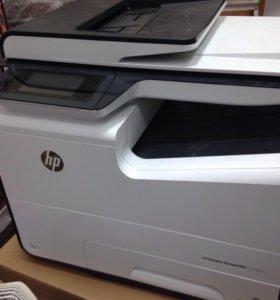 Мфу, принтер, сканер HP MFP P57750dw (Новый