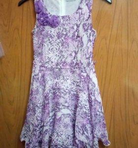 Платье на девочку, рост 146