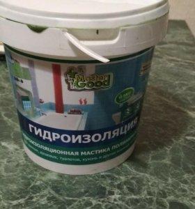 Гидроизоляционная мастика.