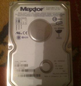 Жёсткий диск Maxtor 80gb