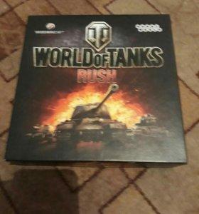 Игра WORLDofTANKS