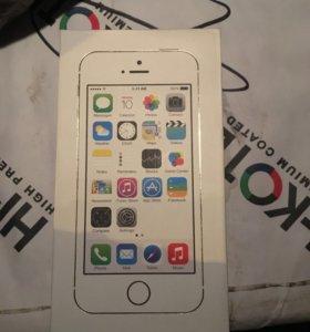 Коробка из под IPhone 5s 32GB