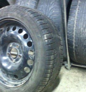 Комплект колес на дисках R16 Opel