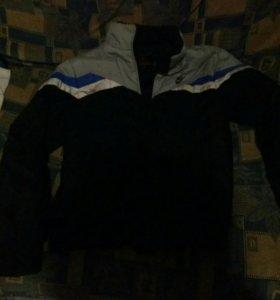 Куртка Nike xl