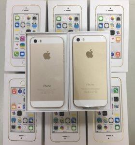 айфон 5s 16gb gold новый
