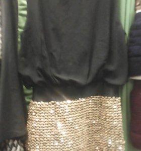 Оригинальное платье от BOOHOO