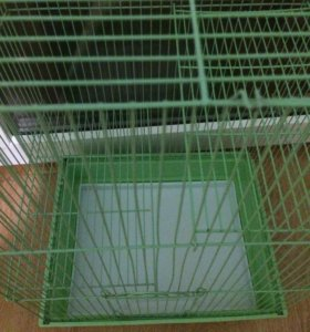 Клетка для попугаев и грызунов