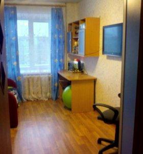 Квартира, 3 комнаты, 51.5 м²