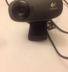 веб камера logitech 720