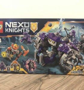 LEGO NEXO KNIGHTS 70320, 70350 Новые