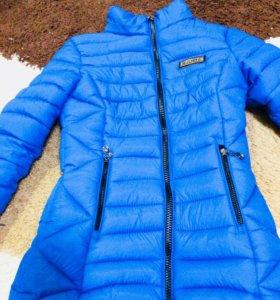 Продам зимнюю куртку .