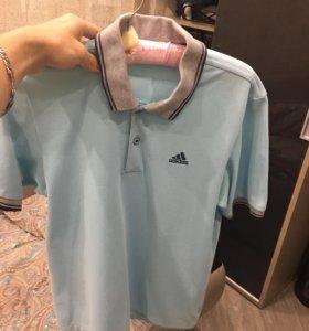 Футболка Adidas поло