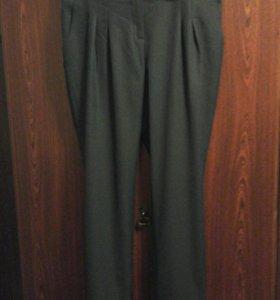 брюки с лямкой,46 размер,длинна брюк 81см