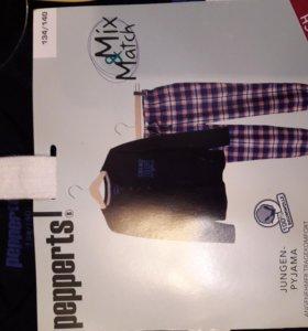 Пижамы для мальчика от европейских производителей.