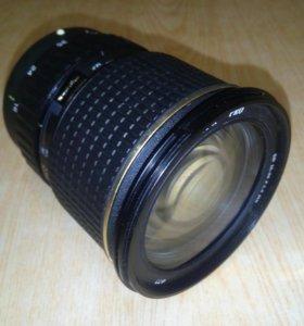 Объектив Tokina AT-X PRO SD 16-50 F2.8 DX на Canon