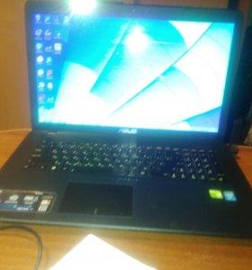 Ноутбук ASUS X751LDV-TY136H
