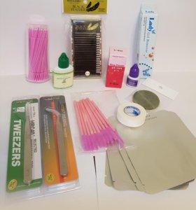 Стартовый набор для наращивания ресниц