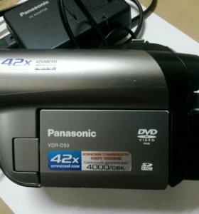 Panasonic BDR -D50