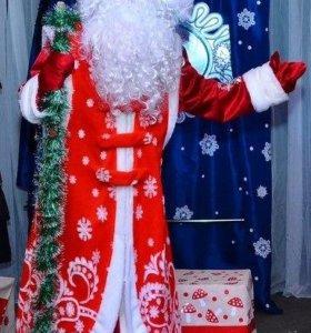 Дед Мороз и Снегурочка в Вологде. Лучший подарок