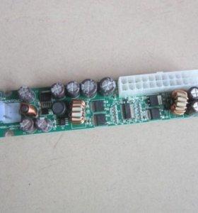 Блок питания DC-ATX для POS пк IPC системы 12 В