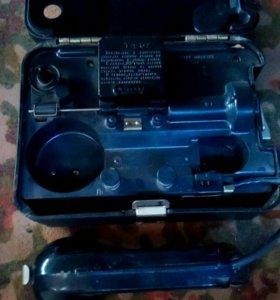 Армейский проводной телефон