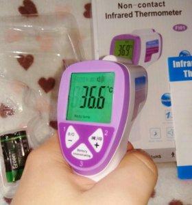 Инфракрасный бесконтактный термометр для детей