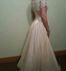 Свадебное (венчальное) платье