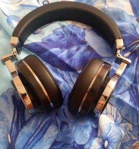 Продам новые Bluetooth наушники Bluedio T3