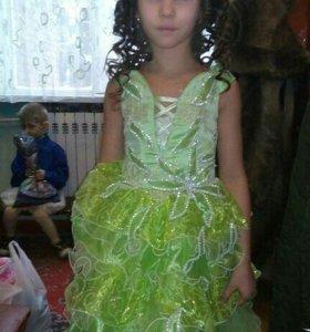 Платье праздничное очень красивые