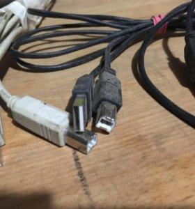 Кабель к принтеру USB 2.0 AM-BM