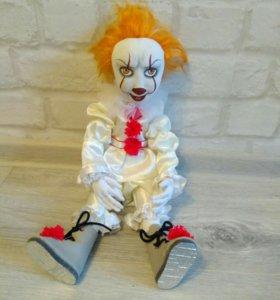 Пеннивайз (для примера) кукла