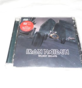 Iron maiden - wildest dreams dvd single