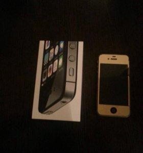 iPhone 4 С