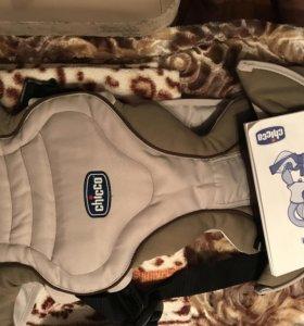 Детский рюкзак-кенгуру Chico soft and dream