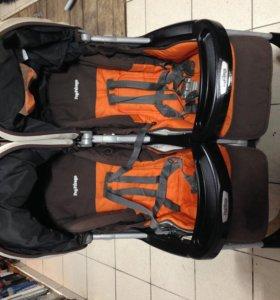 коляска Peg-Perego Aria Twin