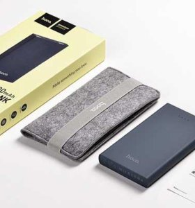 HOCO B12 Khaki Power Bank 13000 mah