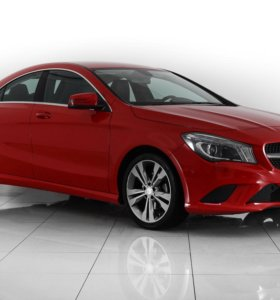Mercedes-Benz CLA-Класс, 2013