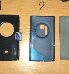 Чехлы на телефон Nokia Lumia 1020