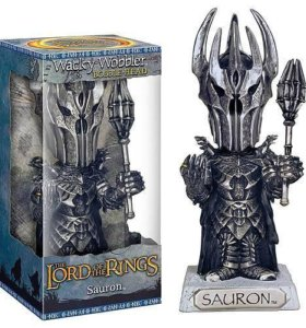 Lord of the Rings - Hobbit Sauron Wacky Wobbler